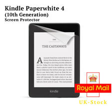 Kindle Paperwhite 4(10th Generation) 2018 release Matte Screen Protector Guard
