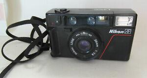 Nikon L35 - AF - Compact Caméra - 35 mm - f2.8 - Fonctionne -
