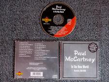 PAUL Mc CARTNEY - In the new world - Live U.S.A 1993 - CD