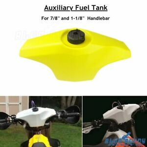 0.6 Gal Auxiliary Fuel Tank For Suzuki DRZ 400 S / M Handlebar Mounted Gas Tank