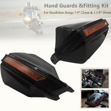 2pc Universal Motorcycle Hand Guard Handlebar Wind Deflector Protector Handguard