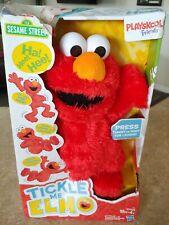 Brand New In Box Tickle Me Elmo Playskool Friends Sesame Street