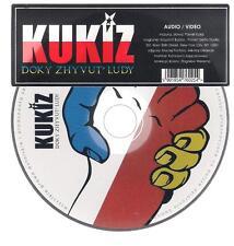 KUKIZ - DOKY ZHYVUT LUDY TOP RARE EP CD POLAND UKRAINE POLSKA UKRAINA