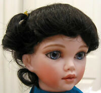 Tibby WIG Dark Brown size 8-9 NEW for girl dolls NEW