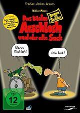 DAS KLEINE ARSCHLOCH UND DER ALTE SACK - STERBEN IST SCHEISSE - DVD - NEU!!