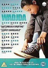 Wadjda (DVD, 2014) NEW & SEALED free post in uk