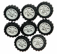☀️NEW 8 MOTORCYCLE WHEELS NEW City Dirt Bike Wheels 50861 50862