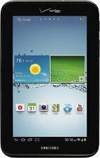 "Samsung Galaxy Tab 2 I705 7.0"" 8GB Android Black (Verizon) 60-Day Warranty"