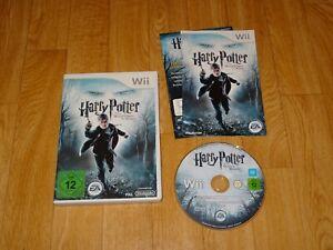 Wii Spiel Harry Potter und die Heiligtümer des Todes Teil 1