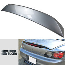 00-09 PAINTED FOR HONDA OE TYPE S2000 SPOILER TRUNK REAR WING