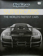 Top Gear Supercars Coffee Table book on supercars ferrari lamborghini bugatti