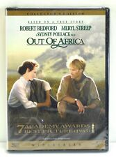OUT OF AFRICA w/ REDFORD & STREEP (DVD, 2000, WIDESCREEN, COLLECTOR'S EDITION)