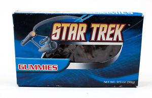 Star Trek Original Series: Gummies 3.5oz - CBS Studios '09, Open Box Sealed Bag