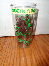 Vintage - Robin Hood and his Merry Men - Drinking Glass