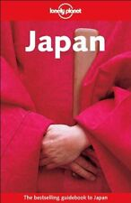 Japan (Lonely Planet Travel Guides)-Chris Taylor, John Ashbourne, Andrew Bender