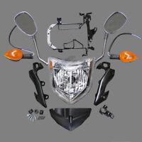 Headlight Set Head Light Lamp Assembly For Yamaha FZ1N 2006 2007 2008 2009 New