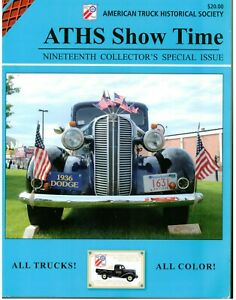 ATHS Antique Truck Show Time Photo Book #12, 2012 West Springfield MA MACK