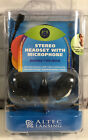 Altec Lansing AHS-433 PC Stereo Headset, Microphone, VoIP, Gaming