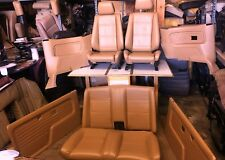 BMW e30 325/318 New Tan Seats Set & Cards For Convertible (1982-91)$2700.00