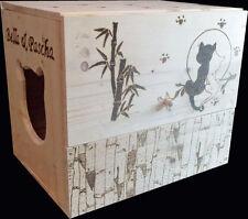 Wurfkiste für Katzen und Hunde Wurfbox
