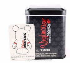 New Disney Vinylmation Cast Member Exclusive Voluntears Series 3 3 inch & Tin LE