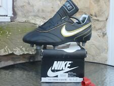 Vintage 1980s Nike Typhoon Football Boots Made In Yugoslavia UK 8.5 OG DS