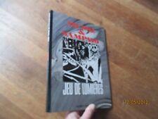 ALBUM BD MUNOZ SAMPAYO jeu de lumieres eo 1988 albin michel