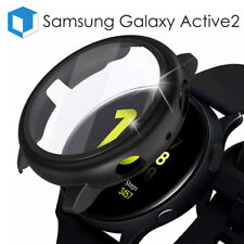 Full Coverage Case with Screen Protector For Samsung Galaxy Watch Active 2 40mm