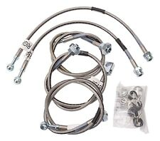 Brake Hydraulic Hose Kit-Street Legal Front Rear Russell 695770