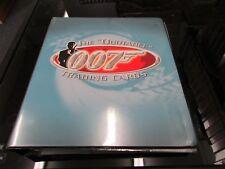 2004 The Quotable James Bond Complete Master Set Rittenhouse Archives