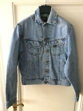 Lee Jeans Denim Jacke S old school 80s 90s Jacket retro