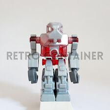 LEGO Minifigures - 1x exf009 exf021 - Robot Devastator - Exo Force Omino Minifig