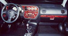 Dash Trim Kit for ACURA RSX 02 03 04 05 06 carbon fiber wood aluminum