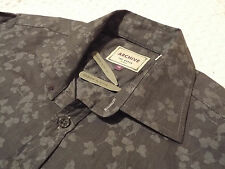 """TED BAKER Mens Shirt 🌍 Size 15"""" (40"""" CHEST) 🌎 RRP £110+ 📮FANTASTICALLY FLORAL"""