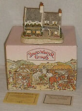David Winter Cottages Fogarty'S 1991 In Box With Paperwork