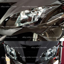 simulated headlight decal sticker designed to fit 2016 2017 zx10 track bodywork
