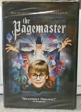The Pagemaster (DVD 2009 Canadian) RARE 1994 FAMILY FILM BRAND NEW