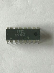 Supervsory Circuits SP791CP 16 pin Dip by SIPEX 1pc 4.25 HU676