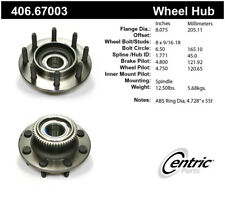 Front Wheel Hub Assembly For 2000-2002 Dodge Ram 2500 RWD 2001 Centric 406.67003