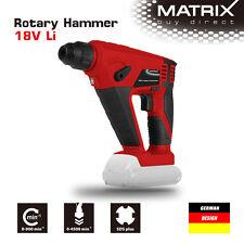 NEW MATRIX 20v (18v) Cordless Rotary Hammer (Hammer only, no battery)