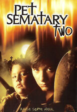 Incorniciato STEPHEN KING MOVIE Print-PET SEMATARY 2 (horror picture poster Gotica)