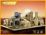LEGO MOC Star Wars Tatooine Mos Eisley Cantina #2 | PDF instructions (NO PARTS)