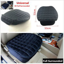 3D Full Surround Breathable Vehicles Seat Cover Chair Cushion Protect Mat Black