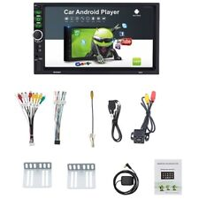 2 Din Android 8.1 Car Stereo 7 Inch GPS Navi MP5 Player Double WiFi Quad Co M6Y6