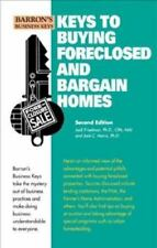 Keys to Buying Foreclosed and Bargain Homes (Barron's Business Keys)