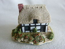 Lilliput Lane Ltd. Riverview Cottage Midlands ©1987 Hand-made Penrith Cumbria Uk