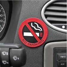 2pcs Car Styling NO SMOKING Logo Car Auto Body Window Waterproof Warning Sticker