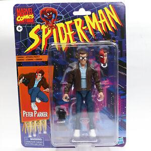Marvel Legends Peter Parker Retro Spider-Man