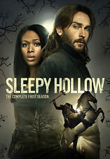 Sleepy Hollow : Season 1 (DVD, 2014, 4-Disc Set)