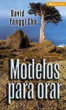 NEW - Modelos para Orar by David Yonggi Cho